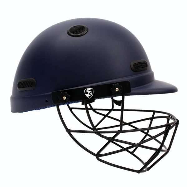 Cricket helmet aerosheild